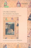 On Becoming an Indian Muslim