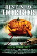 The Mammoth Book of Best New Horror 22 Pdf/ePub eBook