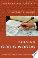 Singing God s Words