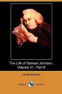 The Life Of Samuel Johnson Part Ii