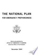 The National Plan for Emergency Preparedness