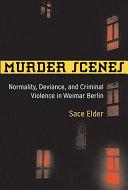 Murder Scenes
