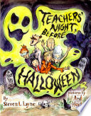 Teachers  Night Before Halloween