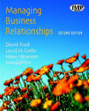 Cover of Managing Business Relationships
