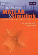 The Essential Matlab Simulink For Engineers And Scientists Book PDF