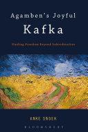 Agamben s Joyful Kafka