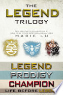 The Legend Trilogy Collection Book PDF