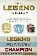 The Legend Trilogy Collection Pdf/ePub eBook