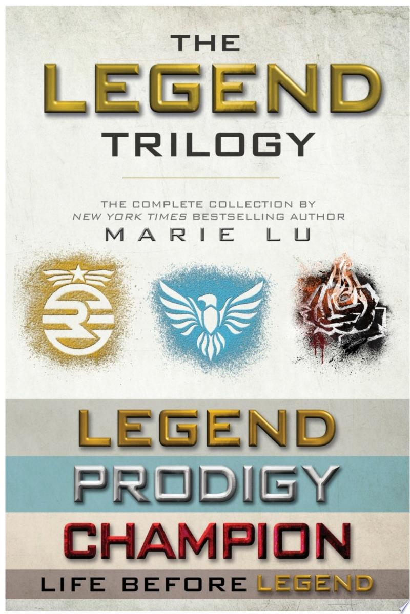 The Legend Trilogy Collection image