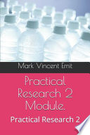 Practical Research 2 Module.