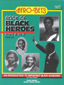 Afro bets Book of Black Heroes from A to Z