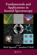 Fundamentals and Applications in Aerosol Spectroscopy