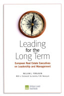 Leading for the Long Term