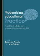 Modernizing Educational Practice