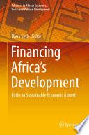 Financing Africa   s Development Book