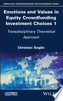 Emotions And Values In Equity Crowdfunding Investment Choices 1 Book PDF