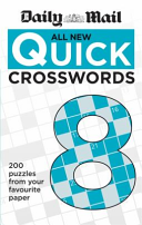 Daily Mail All New Quick Crosswords 8
