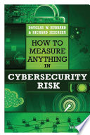 How to Measure Anything in Cybersecurity Risk Book