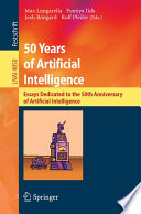 50 Years Of Artificial Intelligence Book PDF