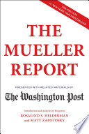 link to The Mueller report : The Washington Post in the TCC library catalog