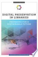 Digital Preservation In Libraries Book PDF