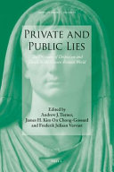 Private and Public Lies