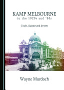 Kamp Melbourne in the 1920s and  30s