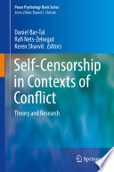 Self Censorship In Contexts Of Conflict