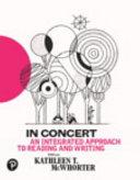 In Concert Book