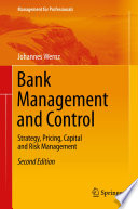 Bank Management and Control Book
