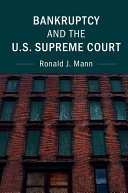 Bankruptcy and the U S  Supreme Court