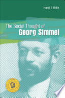 The Social Thought of Georg Simmel Book PDF