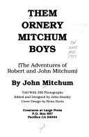 Them ornery Mitchum boys
