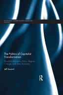 The Politics of Capitalist Transformation Pdf/ePub eBook
