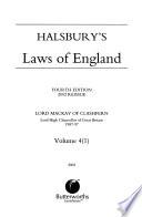Halsbury's Laws of England