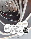 Environmental Psychology for Design  Bundle Book   Studio Access Card