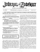 Journal of Zohophily