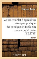 Cours Complet D'Agriculture