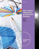 Cover of Data Analysis, Optimization, and Simulation Modeling