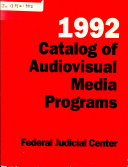 Catalog of Audiovisual Media Programs