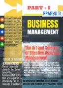 BUSINESS MANAGEMENT Pdf