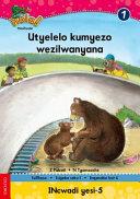 Books - Hola Grade 1 Stage 1 Reader 5 Utyelelo kumyezo wezilwanyana | ISBN 9780195987713