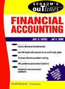 Schaum s Outline of Theory and Problems of Financial Accounting
