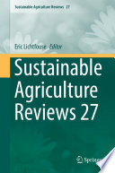 Sustainable Agriculture Reviews 27