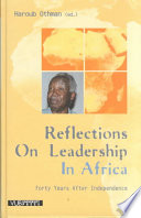 Reflections on Leadership in Africa