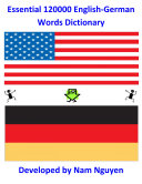Essential 120000 English-German Words Dictionary