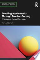 Teaching Mathematics Through Problem-Solving