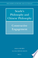 Searle   s Philosophy and Chinese Philosophy