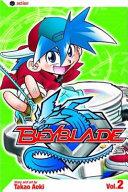 Beyblade  Vol  2