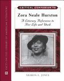 Critical Companion to Zora Neale Hurston: A Literary ...